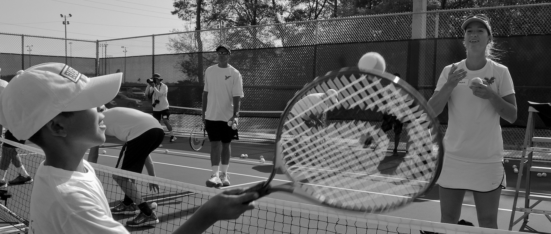 Tennis teaching methodologies